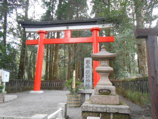 狭野神社 鳥居.JPG